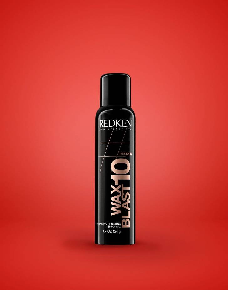 Wax Blast 10 High Impact Finishing Spray-Wax Redkeniltä