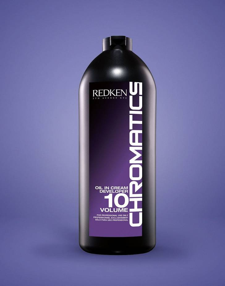 Chromatics™ Oil In Cream Developer 10 Volume Redkeniltä